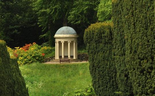 Gardens at Hillsborough Castle