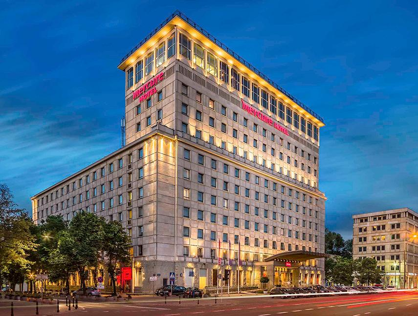 Mercure Warsaw Grand Hotel