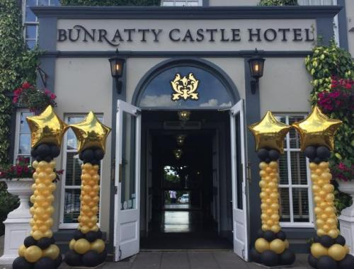 Bunratty Castle Entrance