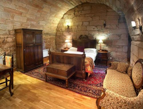 Castle Double Bedroom