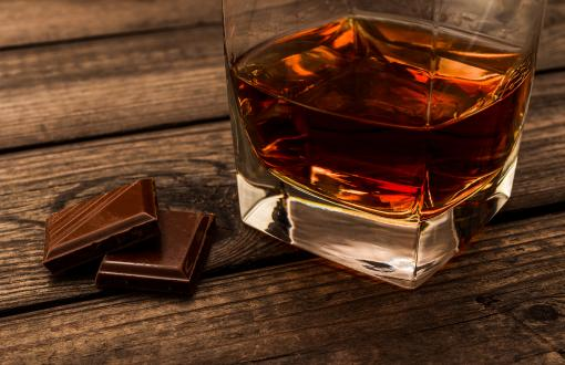 Chocolate and Irish whiskey tasting in Ireland