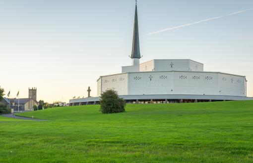 Join our National Pilgrimage to Knock Shrine 2019
