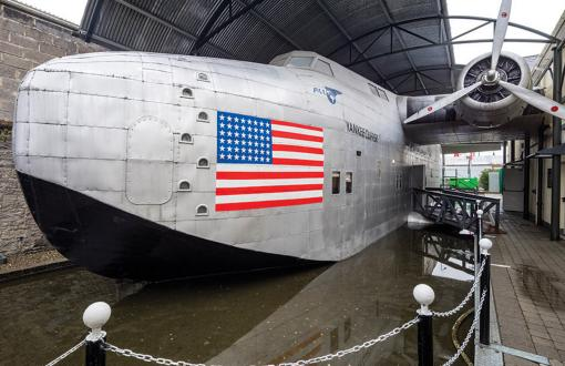 Foynes Flying Boat & Maritime Museum