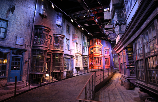 Harry Potter Studio Tours near London in England
