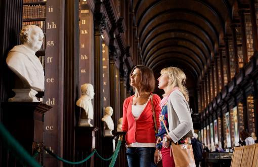Book of Kells + Marshs Library - Traveller Reviews - Marshs