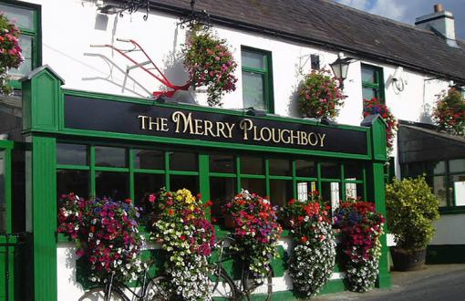 The Merry Ploughboy Restaurant