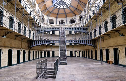 Kilmainham Gaol in Ireland